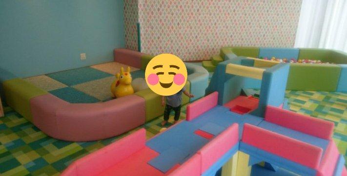 焼津グランドホテルのキッズルーム